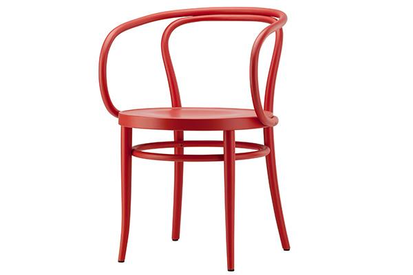 La sedia 209 di Thonet