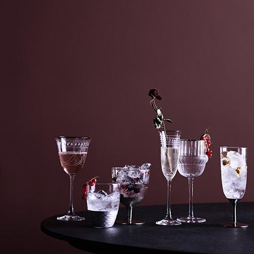"""La collezione per il brindisi delle feste 2018 firmata <a href=""""http://www.zarahome.com"""">Zara Home </a> (a partire da 5,90 euro)"""