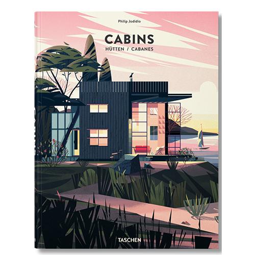 """Airbnb, il sito che mette in contatto persone in cerca di un alloggio o di una camera per brevi periodi, svela che le capanne a forma di A sono diventate  il sogno di tutti i viaggiatori.<em>Cabins</em>dello scrittore specializzato in architettura Philip Jodidio(<a href=""""http://www.libri.it"""">Taschen</a>, 644 pp, 15 euro) raccoglie gli esempi più belli in giro per il mondo di questa tipologia di abitazione: da uno studio per artista sulla costa inglese del Suffolk a case ecologiche nella regione indiana dei Ghati occidentali"""
