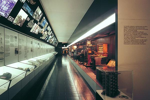 Un altro prestigioso riconoscimento arriva nel 1979 quando il MID si aggiudica il Compasso d'Oro per l'immagine coordinata e l'allestimento della mostra <em>Tre secoli di calcolo automatico, IBM Italia</em> al Museo Nazionale della Scienza e della Tecnica di Milano