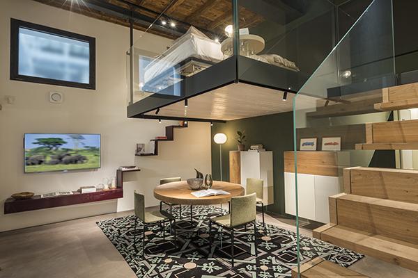 Protagonista di Homi è l'ibridazione dell'abitare. Un esempio? Casa Lago, nel cuore di Milano, è uno spazio alternativo per business meeting
