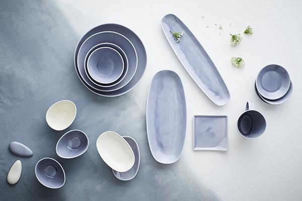 Design coreano ispirato alla natura per la tavola. Di  Odensee