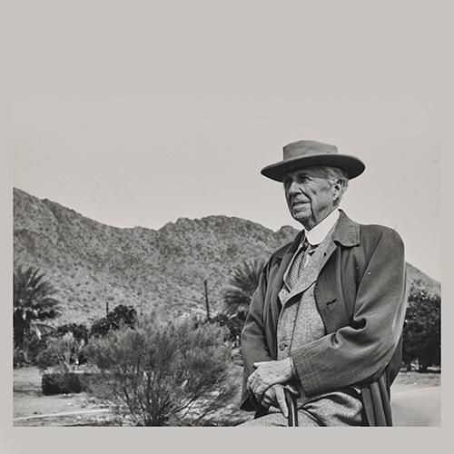 """<em>I tre architetti - Frank Lloyd Wright</em> è andato in onda su Rai 5 il 18 gennaio, <a href=""""https://www.milanodesignfilmfestival.com/i-tre-architetti-le-sinossi-dei-film/"""">qui la sinossi del documentario</a>. È già disponibile su RaiPlay (foto © Frank Lloyd Wright Foundation, by SIAE 2018)"""