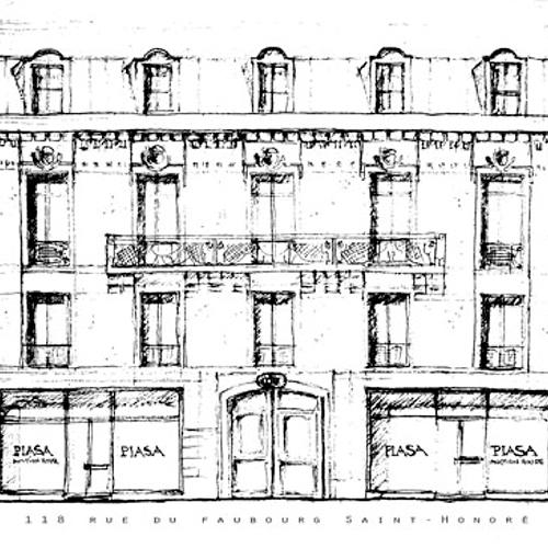 """Appuntamento parigino ma con il design italiano: Italian Design sarà battuta da <a href=""""http://www.piasa.fr"""">Piasa</a>il 27 marzo alle 18:00 in 118 rue du Faubourg Saint-Honoré"""