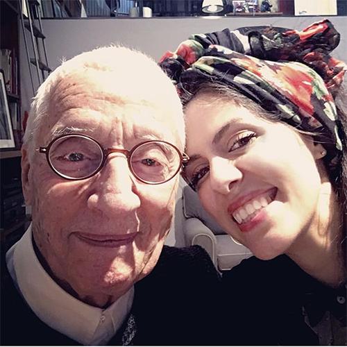 Elena Salmistraro: «Devo ricordarmi i motivi per cui si fa questo mestiere, lui era uno di questi. La sua ironia ed umanità, la sua visione poetica, sono state e saranno per me sempre grande fonte di ispirazione»