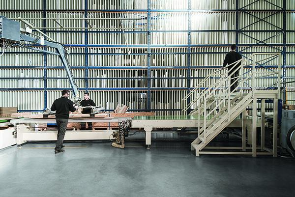 """Il rinnovo degli impianti produttivi di Rimadesio ha rappresentato investimenti per 4,5 milioni nel triennio 2017-2019, riconducibili al progetto """"fabbrica 4.0"""""""