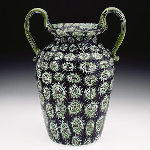 Vaso della Vetreria Fratelli Toso, 1890–1900