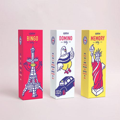 """Il picnic è fatto per mangiare, rilassarsi e anche divertirsi. Portate quindi anche aquiloni, palloni, carte o giochi in scatola come la linea di <a href=""""https://www.omy-maison.com/"""">OMY design </a> (un pezzo 20 euro, distribuito da <a href=""""http://www.moronigomma.it"""">Moroni Gomma</a>)"""