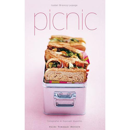 """Poca fantasia in cucina? Per non ripiegare sul solito panino al prosciutto nel volume<em>Picnic</em> di Isabel Brancq-Lepage (<a href=""""http://www.guidotommasi.it/"""">Guido Tommasi Editore</a>, 160 pp, 24 euro) 120 ricette facili e sfiziose"""