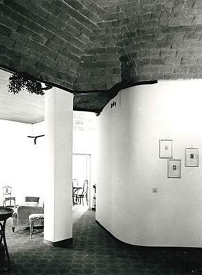 Casa Baldi di Paolo Portoghesi a Roma (1959-1961)