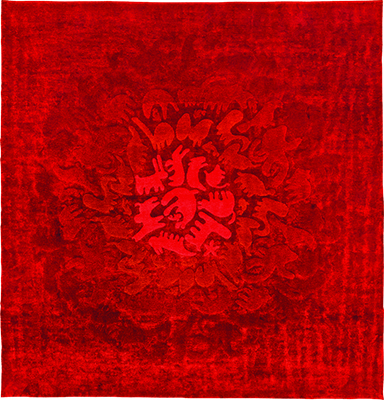 Happy Carpets, tappeto rosso - Moret (foto Martina Facci)