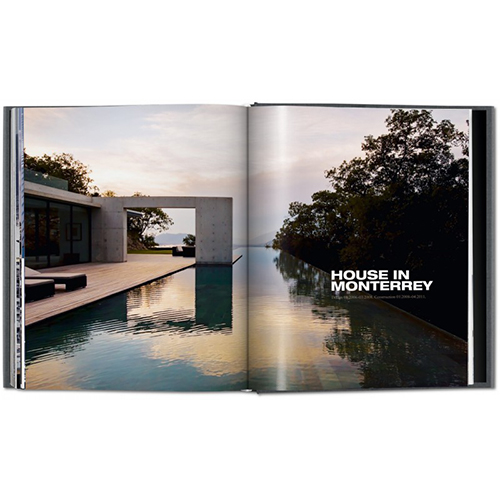 A Monterry, in Messico, Tadao Ando ha realizzato una villa a tre piani che «si fonde con l'ambiente circostante e porta all'interno la meraviglia dei panorami, nel rispetto della privacy», spiega l'architetto giapponese