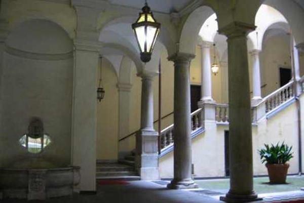 Palazzo Croce Bermondi, Genova