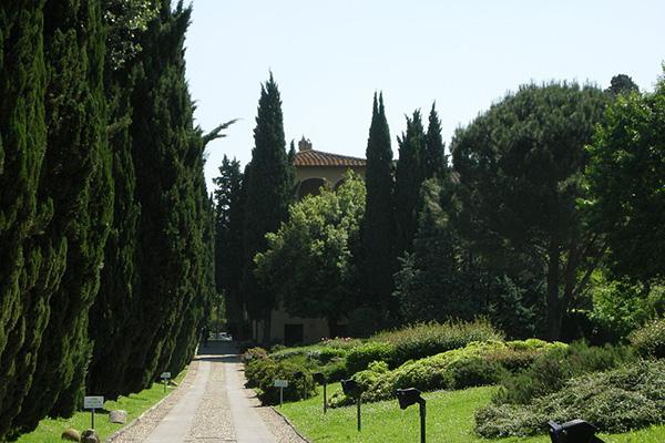 Villa Tornabuoni Lemmi, Firenze