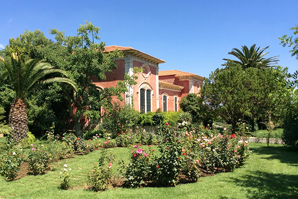 Villa Spaccaforno, Modica (Ragusa)