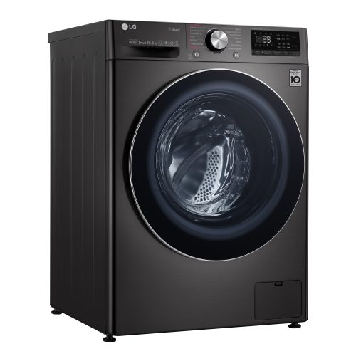 Le lavatrici AI DD, capaci di riconoscere automaticamente i tessuti, riducono  i tempi di lavaggio grazie alla tecnologia TurboWash 360