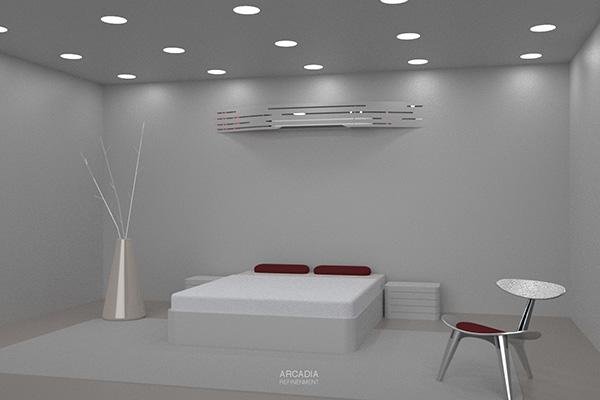 <em>A True Environment</em> (categoria Customiz'em)  conquista il primo posto della competizione: un kit di accessori permette alle unità di climatizzazione di integrarsi con la parete
