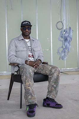Imprenditore, artista, designer, architetto: Virgil Abloh dal 2018 è il numero uno di Louis Vuitton, primo stilista afroamericano alla guida di una maison francese (copyright: Vitra, Photography: Joshua Osborne)