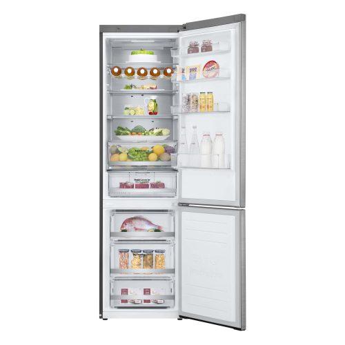 Grazie alle tecnologie  Linear Cooling e Door Cooling, i nuovi frigoriferi combinati mantengono una temperatura costantemente uniforme