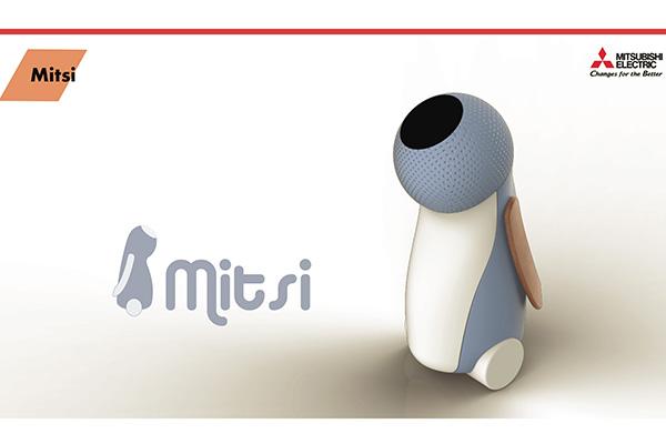 <em>The Air Benders – Mitsi</em> (categoria The Implicit Intelligence of Things) ottiene il secondo gradino della classifica: si tratta di un un piccolo robot smart che è in grado di interagire con le persone e regolare il microclima della casa. Il progetto ha conquistato anche il premio della critica