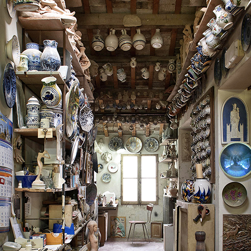 Ceramica Gatti Laboratory (foto Francesco Biondi)