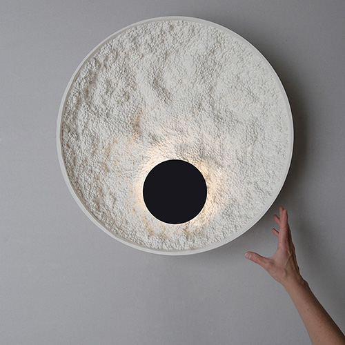 Constance Guisset, Apollo lamp (foto Constance Guisset Studio)