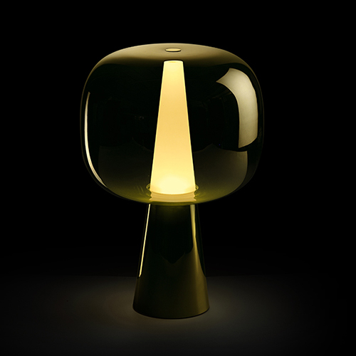 Ghidini1961, Dusk Dawn table lamp di Branch Creative (foto courtesy of Ghidini1961)