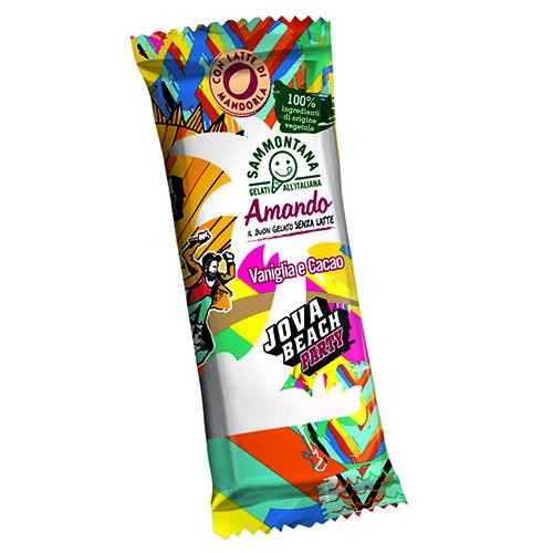 L'edizione speciale dello stecco Amando ispirato al <em>Jova Beach Party</em>