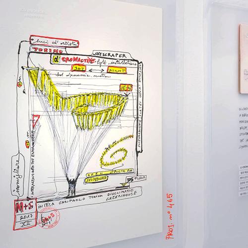 """SEOUL - In Corea del Sud è in programma la prima personale di <a href=""""http://architettimiglioreservetto.it/"""">Migliore+Servetto Architects</a> dal titolo <em>Lightmorphing</em>. È dedicata all'approccio progettuale dello studio di architettura, in particolare al rapporto tra luce, spazio e vuoto. Fino al 29 giugno alla Onground Gallery (foto Jaeyoung Park)"""