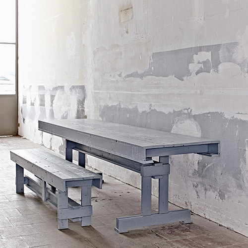 Social Label, Hout by Piet Hein Eek & Woodworks