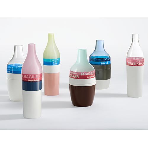 Hella Jongerius <em>Long Neck and Groove Bottles</em>, 2000 (courtesy the artist © Gerrit_Schreurs)