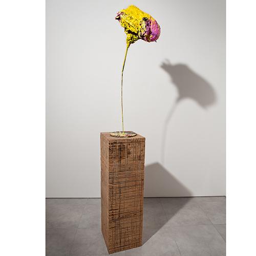 Franz West <em>o.T.</em>, 2003 -    collezione Valentina Bonomo, Roma