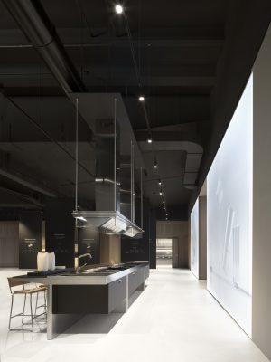 Isola operativa, Lignum Sharing Experience è pronta per accogliere chef e show-cooking