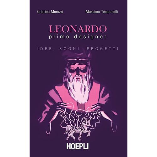 """Nell'anno delle celebrazioni per i 500 anni dalla morte di Leonardo da Vinci, Cristina Morozzi e Massimo Temporelli sono gli autori di un libro che pone l'attenzione su una nuova prospettiva da cui osservare il suo lavoro. <em>Leonardo primo designer. Idee, sogni, progetti</em> (<a href=""""http://www.hoepli.it/"""">Hoepli</a>, 112 pp, 12,90 euro) analizza la passione del genio rinascimentale per il progetto e che cosa i creativi di oggi hanno ereditato dal suo genio. <a href=""""https://design.repubblica.it/2019/05/13/leonardo-primo-designer/"""">Qui</a> l'approfondimento sul volume"""