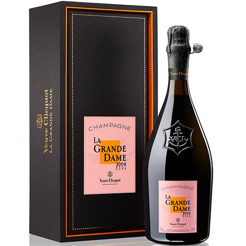 """La Grande Dame Rosé 2008 di <a href=""""https://www.veuveclicquot.com"""">Veuve Clicquot</a>: champagne a tiratura limitata in omaggio alla celebre Madame Clicquot"""