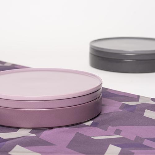 I piatti <em>Lunch Layers</em> disegnati da Andrea Castrignano per KNindustrie/Schoenhuber Franchi