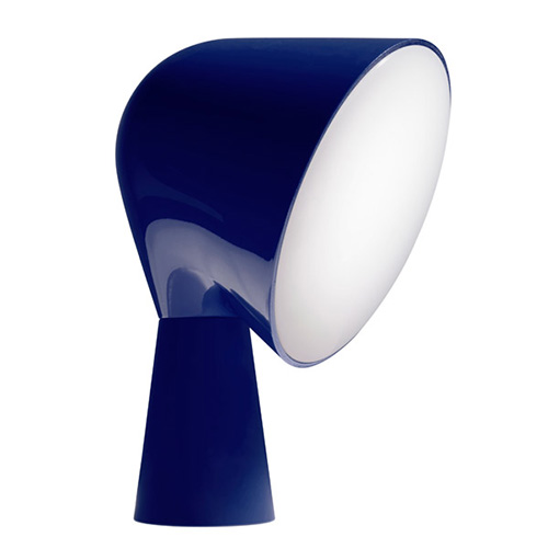 La lampada da tavolo Binic di Foscarini
