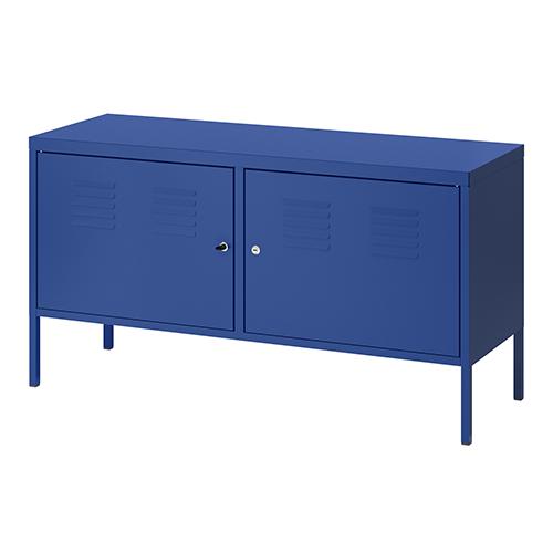 Mobile in acciaio Ps di Ikea
