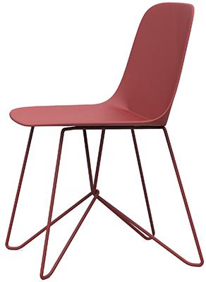 Sarà un futuro all'insegna della sostenibilità. Vela, la sedia di Calligaris ne è un esempio: la scocca è realizzata con polipropilene, di cui il 40% del materiale è riciclato alla fonte, o con bioplastica, ricavata per l'80% da materie prime rinnovabili