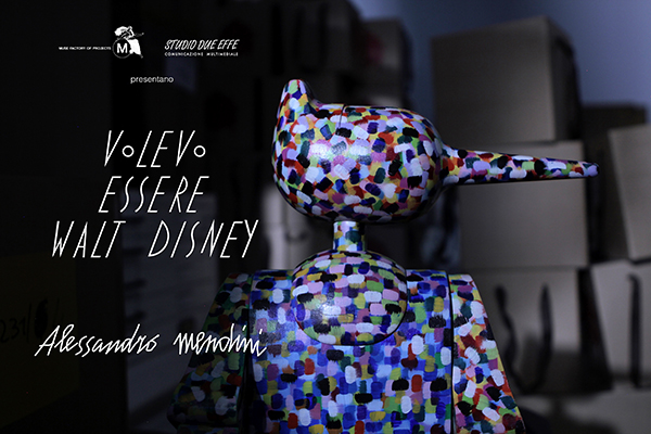 <em>Volevo essere Walt Disney</em>, dal 27 marzo