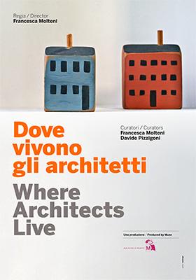 <em>Dove vivono gli architetti</em>, dal 3 aprile