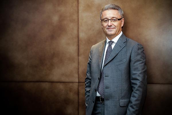 Giovanni Del Vecchio, amministratore delegato Giorgetti spa