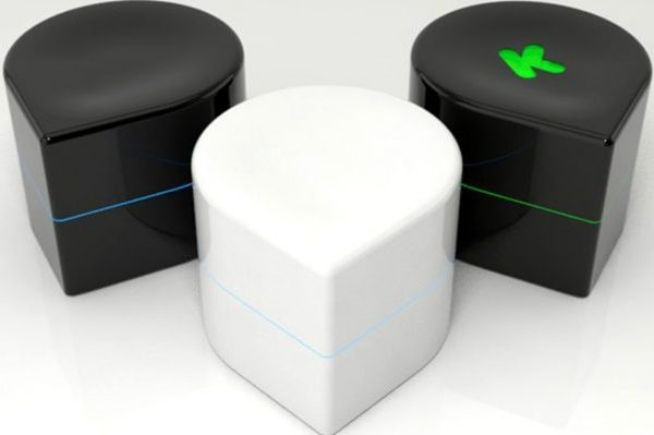 Efficiente e mini, con i suoi undici centimetri di diametro, Zuta è la stampante portatile creata da ZUtA Labs Ltd