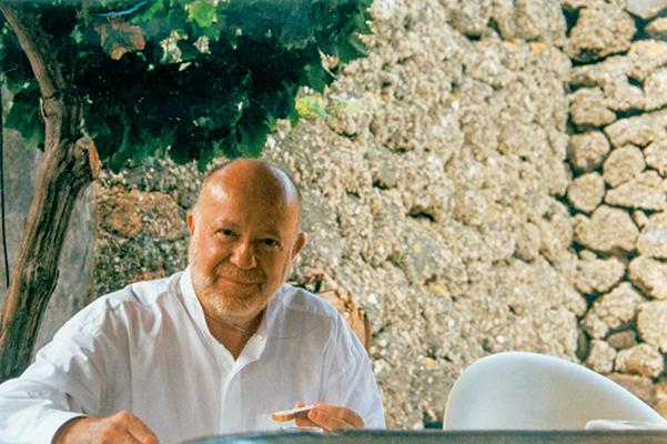 Enrico Astori in Indonesia nel 1995