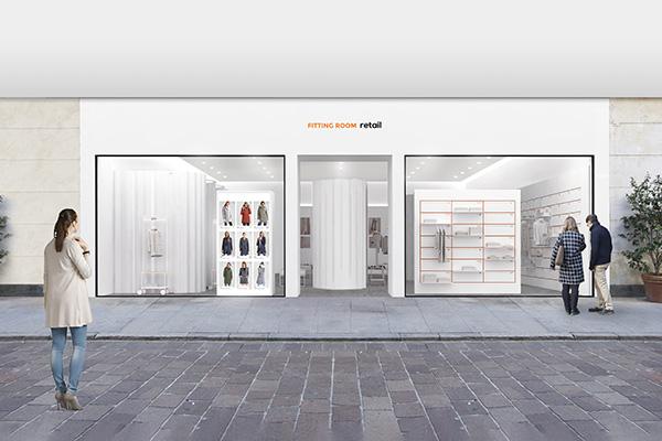 Nella galleria alcune immagini relative al concept firmato Ilaria Marelli per negozi retail (visual in collaborazione con Stefania Iannelli)
