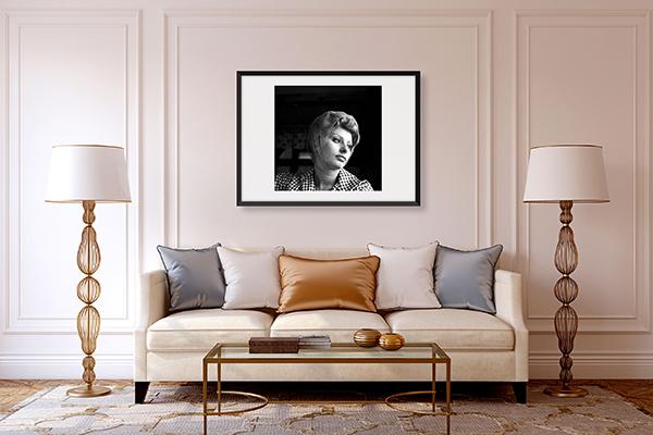 Sophia Loren, 1959 (Archivio Farabola)