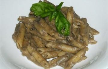 Pasta mediterranea al cacio della macchiarvana