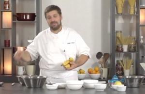 Bavarese alle banane