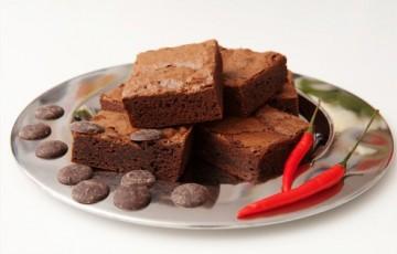 Torta di cioccolato al peperoncino