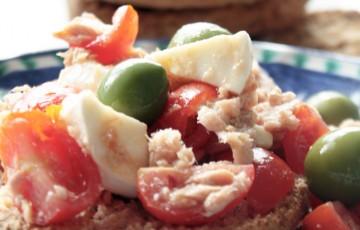 Caponata napoletana, leggero pranzo estivo!